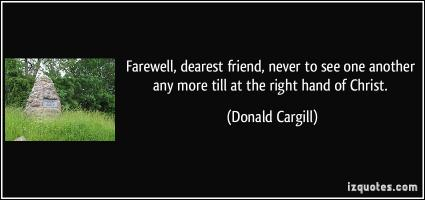 Dearest Friend quote #2
