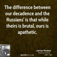 Decadence quote #2