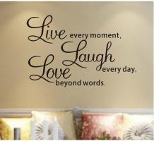 Decoration quote #1