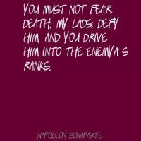 Defy quote