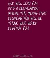 Deliverance quote #2