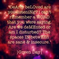 Demented quote #1