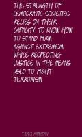 Democratic Societies quote #2