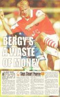 Dennis Bergkamp's quote