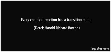 Derek Harold Richard Barton's quote #2