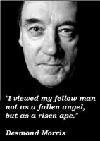 Desmond Morris's quote