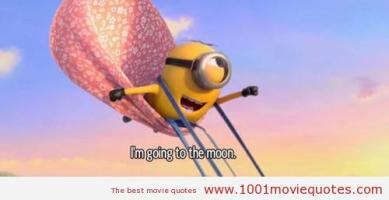 Despicable quote