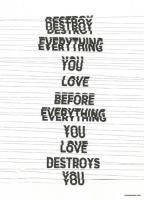 Destroys quote #5