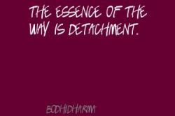 Detachment quote #1