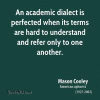 Dialect quote #1
