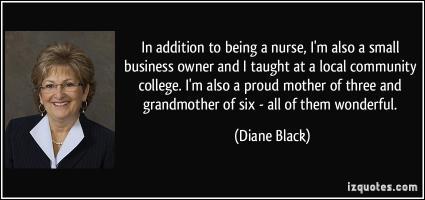 Diane Black's quote #1