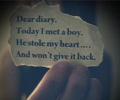 Diaries quote #1