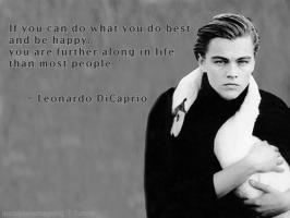 Dicaprio quote #1