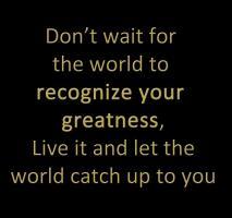 Diligent quote #1