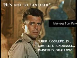 Dirk Bogarde's quote #3