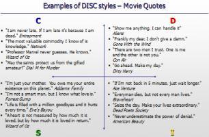 Disc quote #1