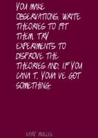 Disprove quote #2