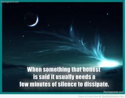 Dissipate quote #2