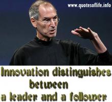 Distinguishes quote #2