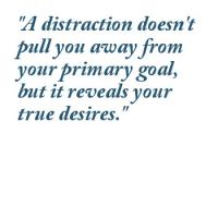 Distracted quote #4