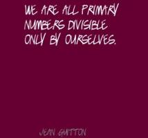 Divisible quote #1