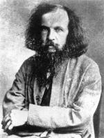 Dmitri Mendeleev profile photo