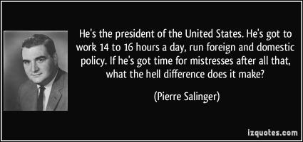 Domestic Policy quote #2