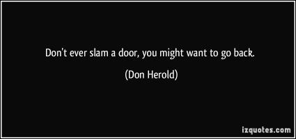 Don Herold's quote
