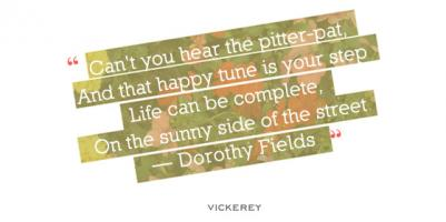 Dorothy Fields's quote