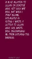 Dorothy Gish's quote #1