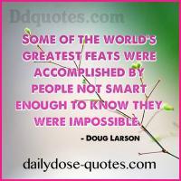 Dose quote #1