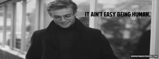 Douglas Booth's quote