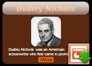 Dudley Nichols's quote #1