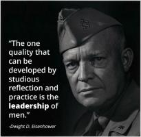 Dwight D. Eisenhower's quote