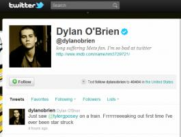 Dylan O'Brien's quote