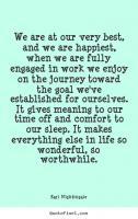 Earl Nightingale's quote