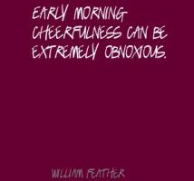 Early Morning quote #2