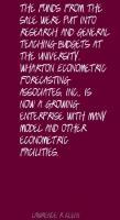 Econometric quote #2