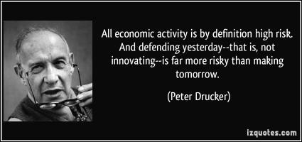 Economic Activity quote