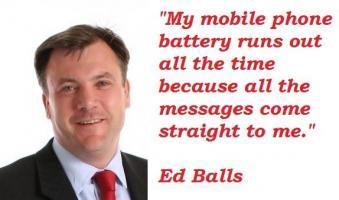 Ed Balls's quote #6