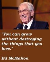 Ed McMahon's quote #5