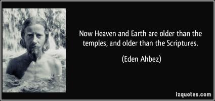 Eden Ahbez's quote #3