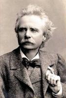 Edvard Grieg profile photo