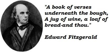 Edward Fitzgerald's quote #7