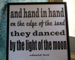 Edward Lear's quote