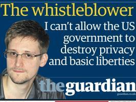 Edward Snowden's quote