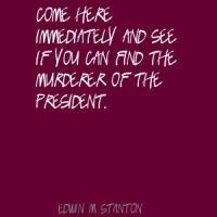 Edwin M. Stanton's quote #2