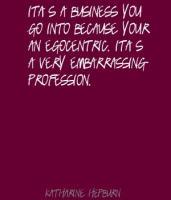 Egocentric quote #1