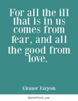 Eleanor Farjeon's quote
