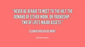 Eleanor Robson Belmont's quote #1